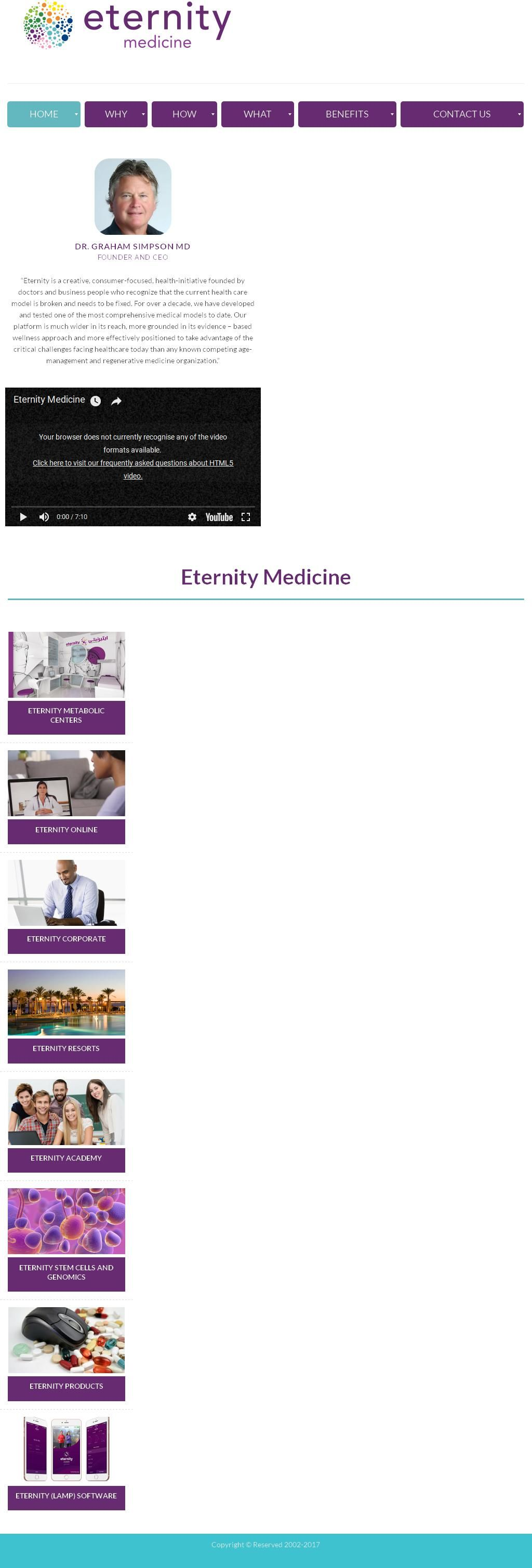 Eternity Medicine Institute Clinic K G Tower 27 Al Seba Street G