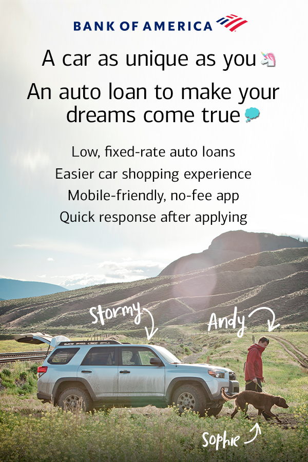 Bank Of America Car Loan