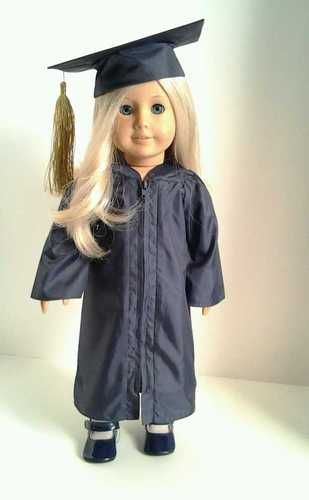 d261782f97c great cap and gown. great cap and gown Ag Doll ...