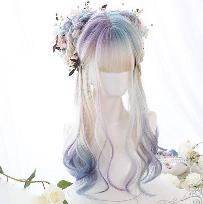 Photo of Magical Unicorn Pastel Wig SD01502