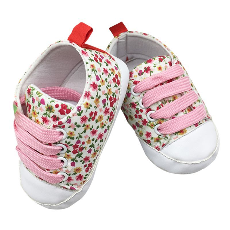 Voberry Baby Boys Girls Toddlers Sneakers Soft Sole Anti-slip Leopard Shoes