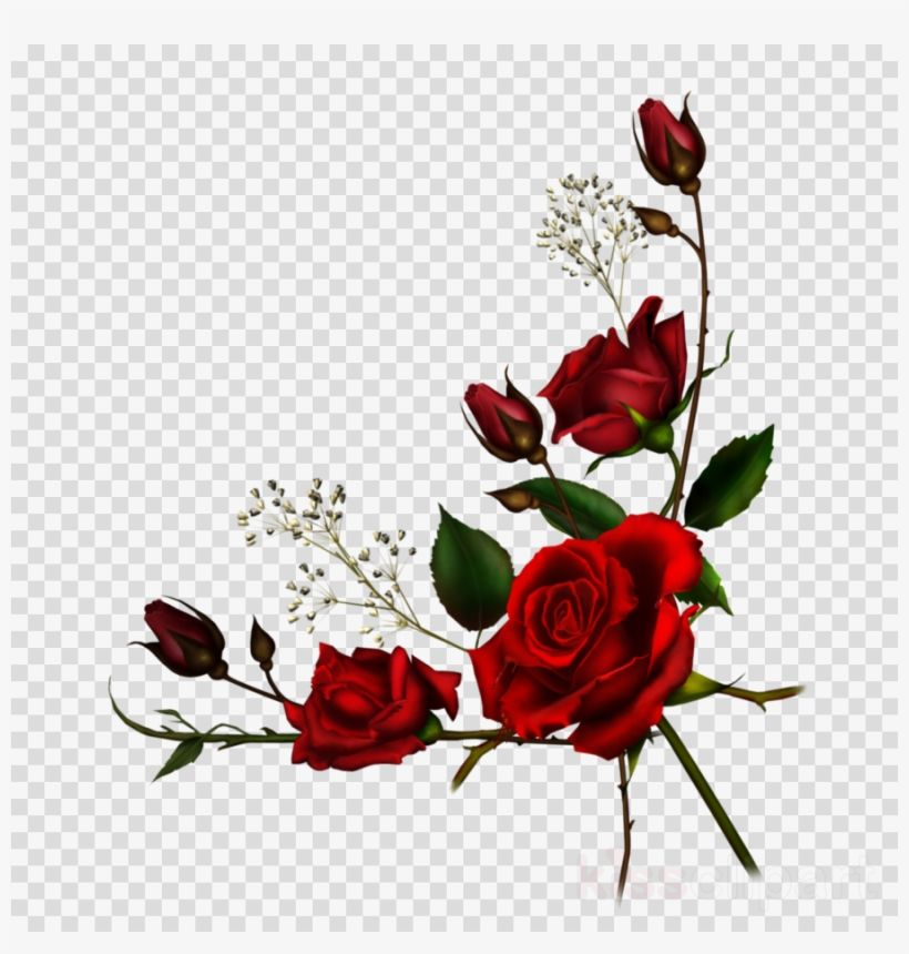 Free Clipart Red Gold Roses Google Search Hibiscus Clip Art Free Clip Art Transparent Art