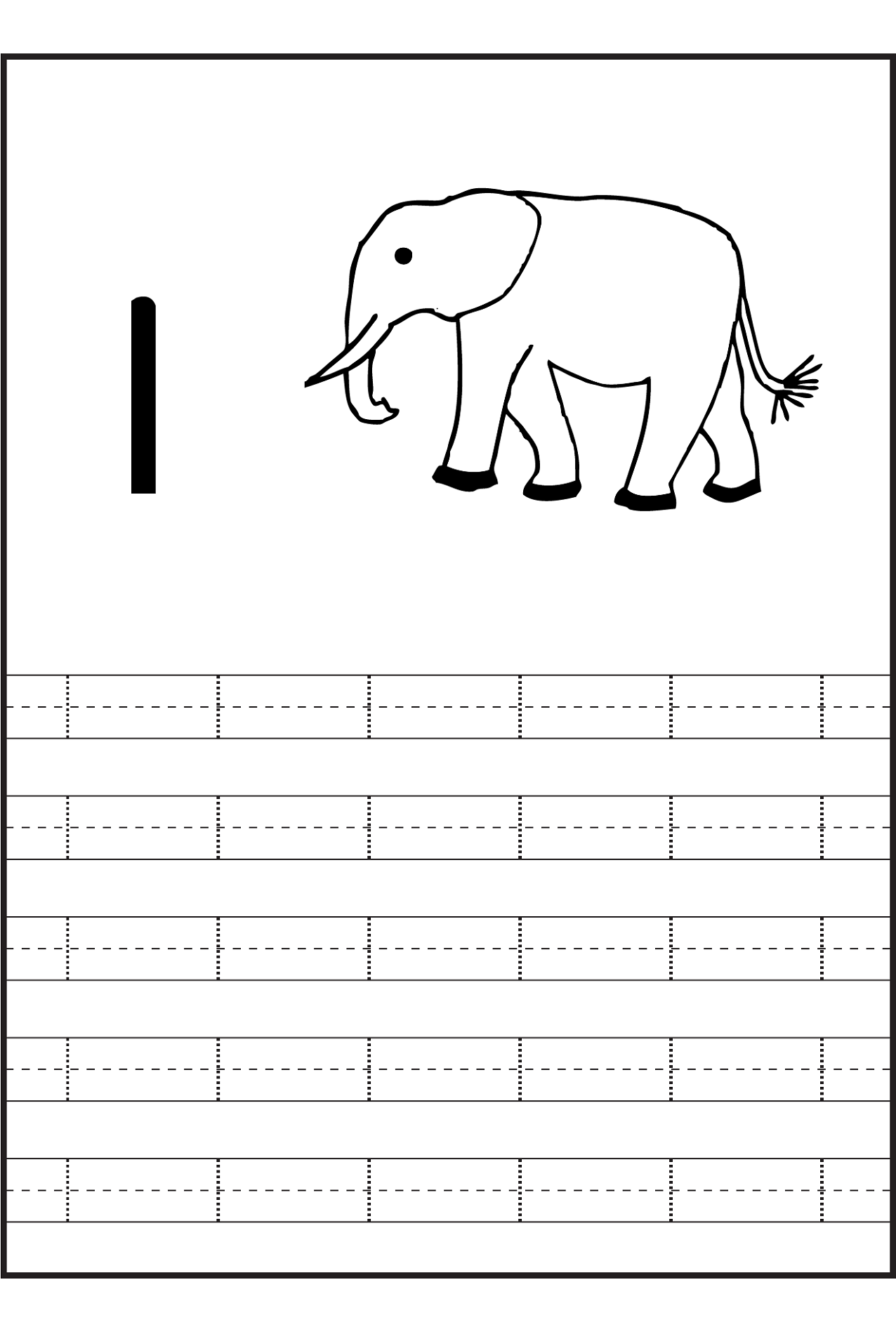 Number Trace Worksheets for Kids Tracing Fun – Number Tracing Worksheets