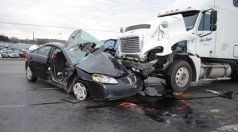 Car, Motorcycle and Truck Accidents Trucks, Accident