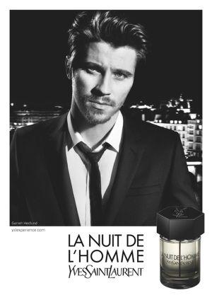 d8ab7642d01 La nuit de l'homme yves saint laurent Perfume Yves Saint Laurent, Perfume Ad