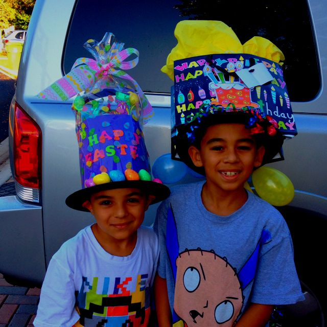 crazy hat craft ideas hat day crafts hat day hat 4169
