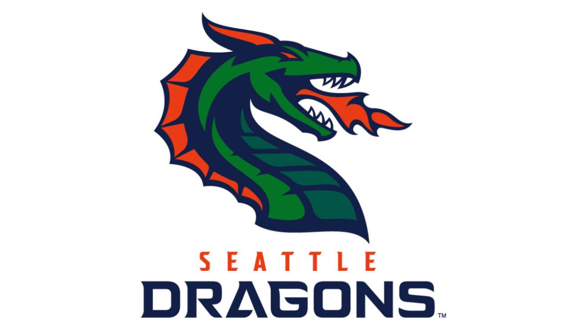 Seattle Dragons XFL announces team names, logo, colors in