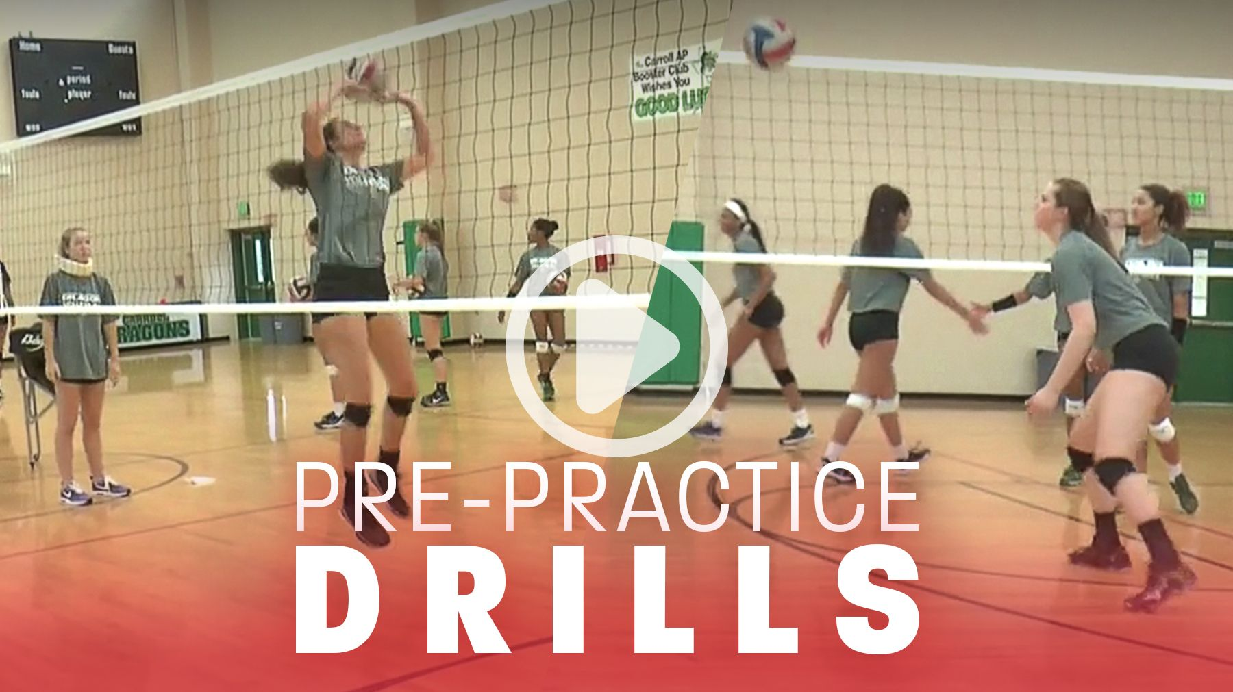 Jumpstart Training Sessions With Pre Practice Drills Volleyball Conditioning Volleyball Drills Volleyball Practice