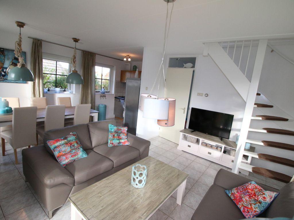 Ferienhaus Strandperle 44 Julianadorp aan zee Wohnung