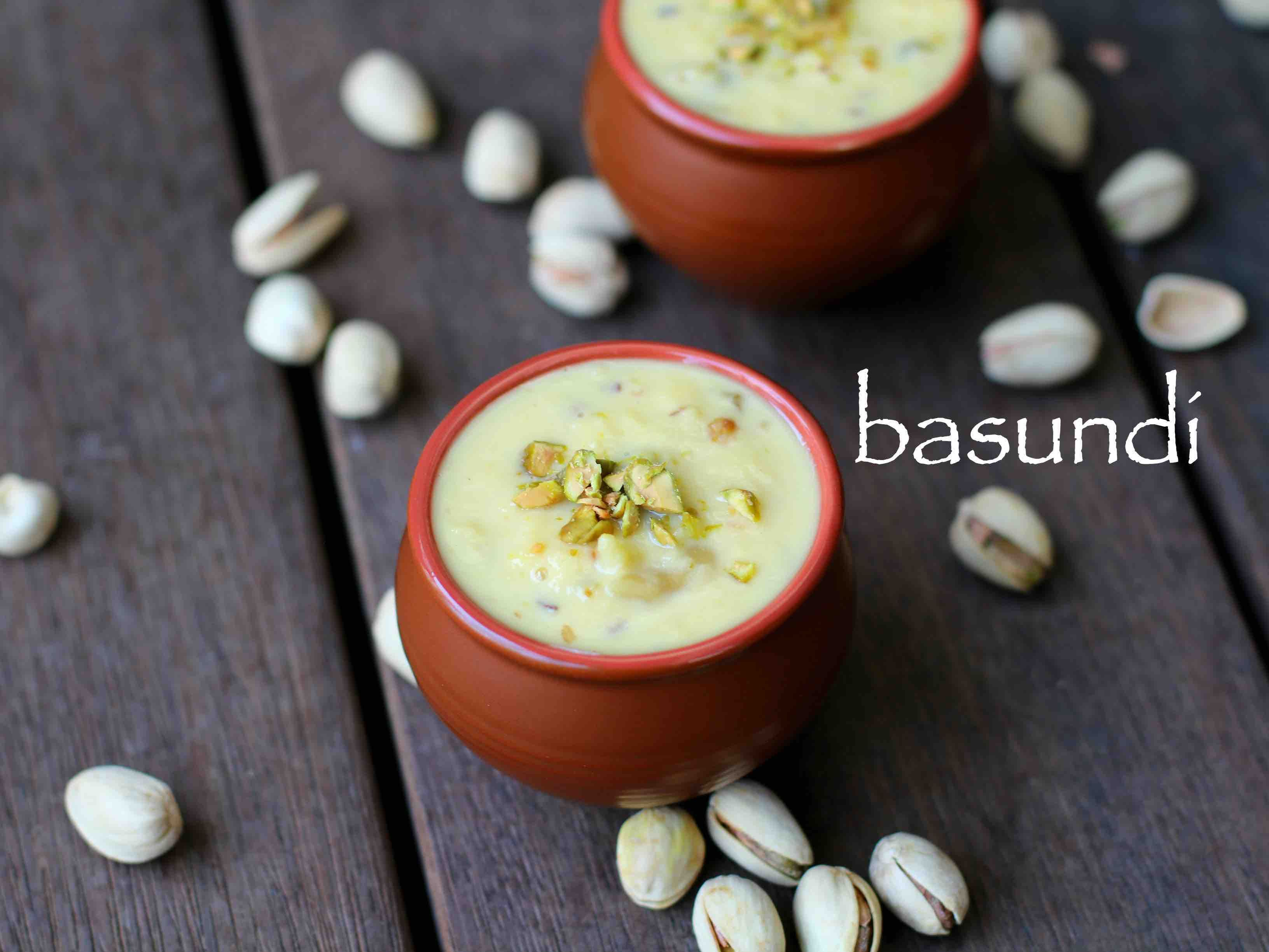 Basundi Recipe How To Make Basundi Sweet Easy Milk Basundi Recipe Recipes Breakfast Recipes Indian Indian Food Recipes Vegetarian