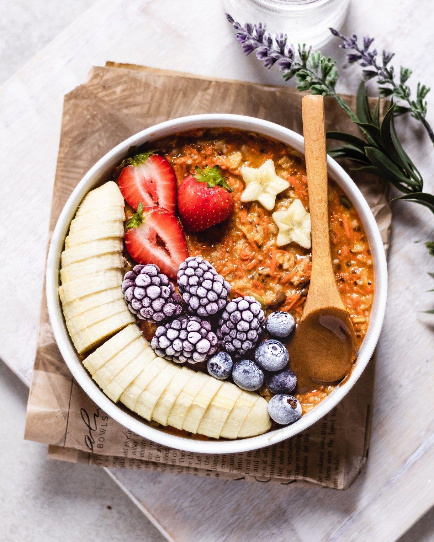 Carrot cake oatmeal carrot cake food processor recipes