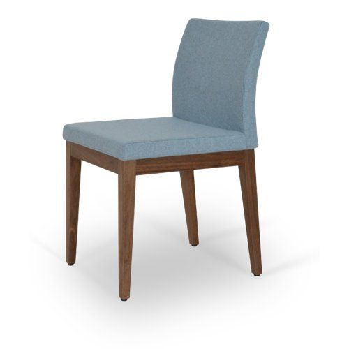 Found it at Wayfair - Aria Wood Side Chair
