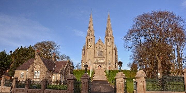 St Patrick's Cathedral, Armagh, Northern Ireland