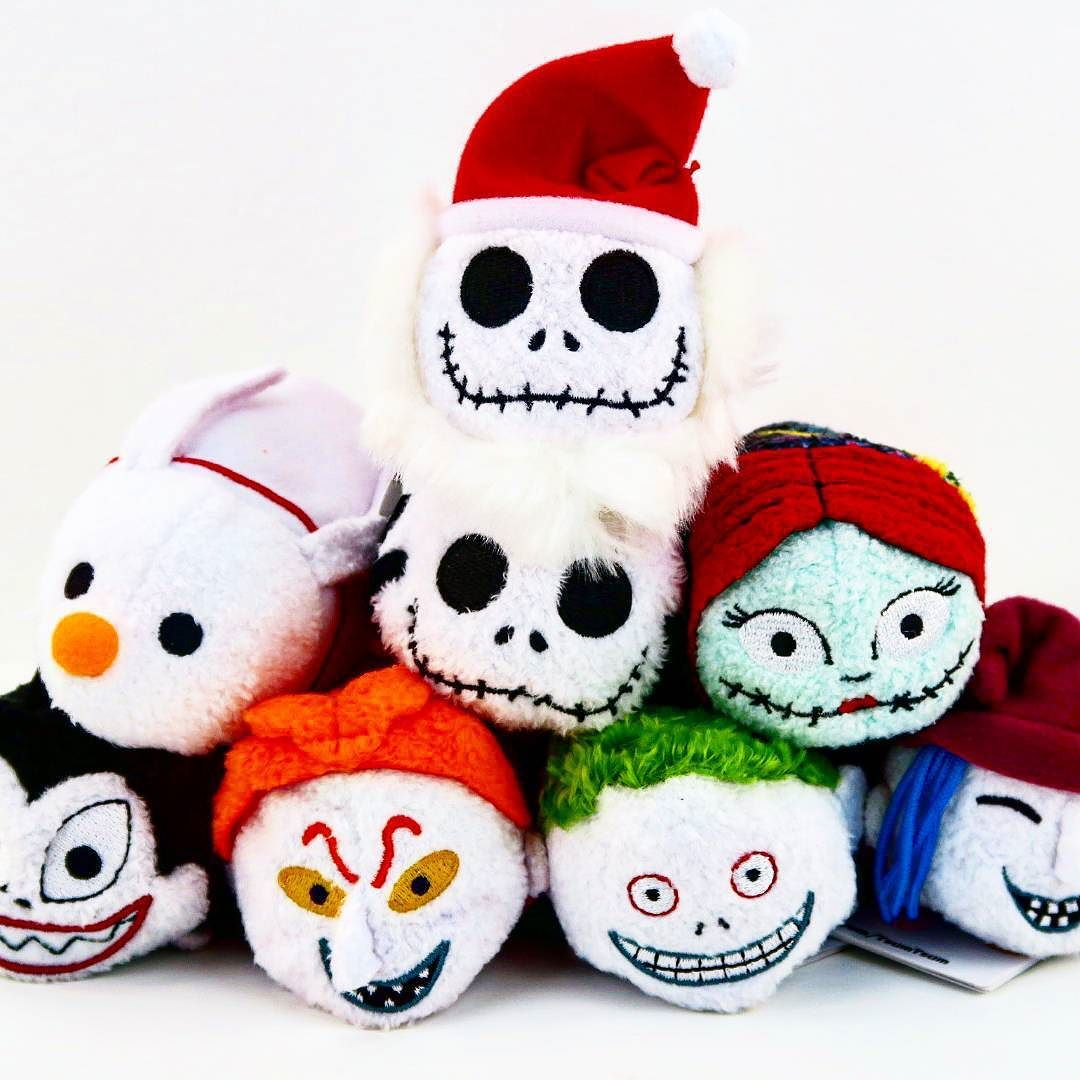 The Nightmare Before Christmas Tsum Tsum\'s! #disney ...