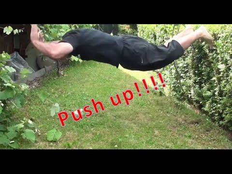 Push up (Liegestütz) Variationen