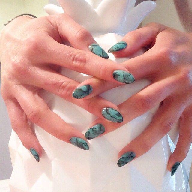 #nails #nailart #mayayapple