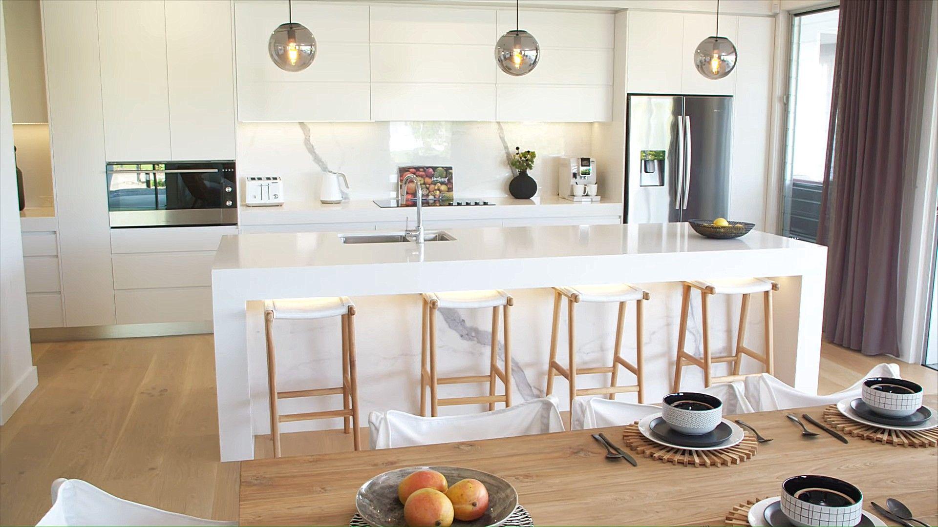 Weiße Farbe Küchen Komplett Mit Elektrogeräten
