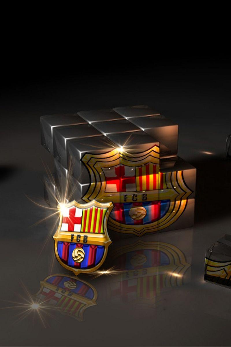 3D Barcelona Wallpaper IPhone X