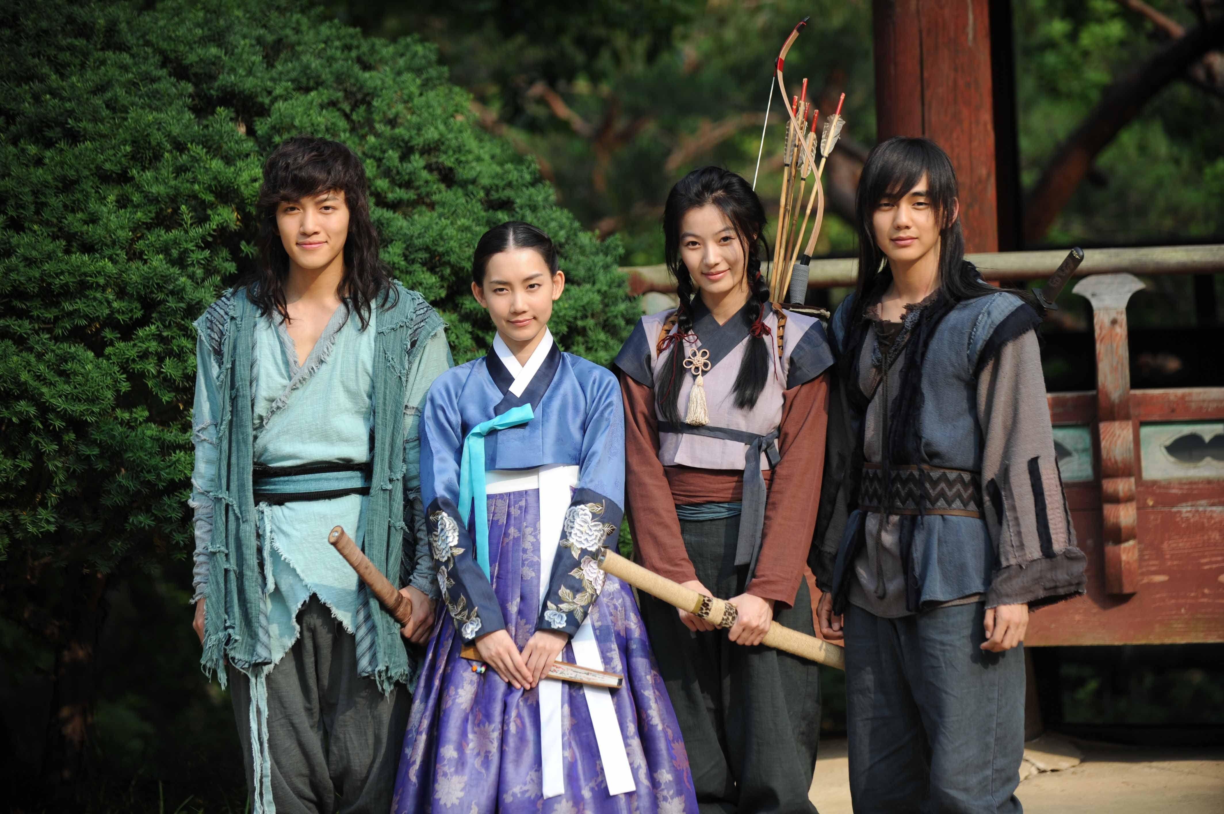 Warrior Baek Dong Soo grown ups | Korean drama, Warrior, Drama