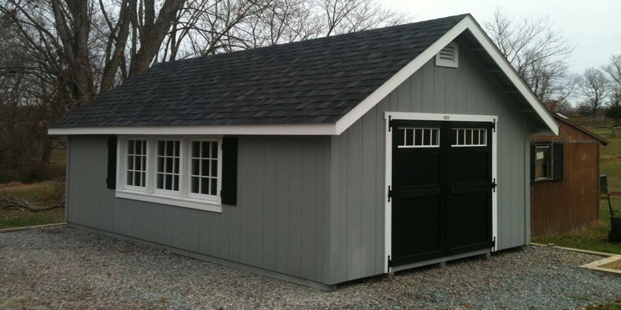 Garden Sheds You Can Live In large-classic-shed now you can build any shed in a weekend even if