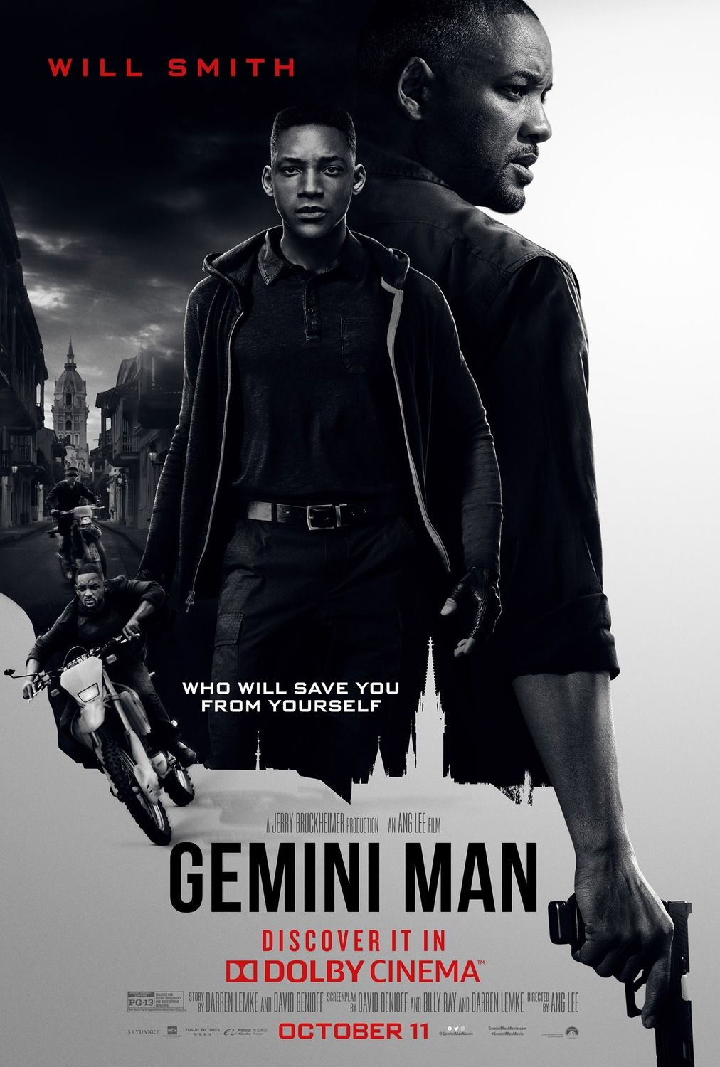 42 List Of Best Movie Posters 2019 Design With Red Gemini Man Man Movies Best Movie Posters