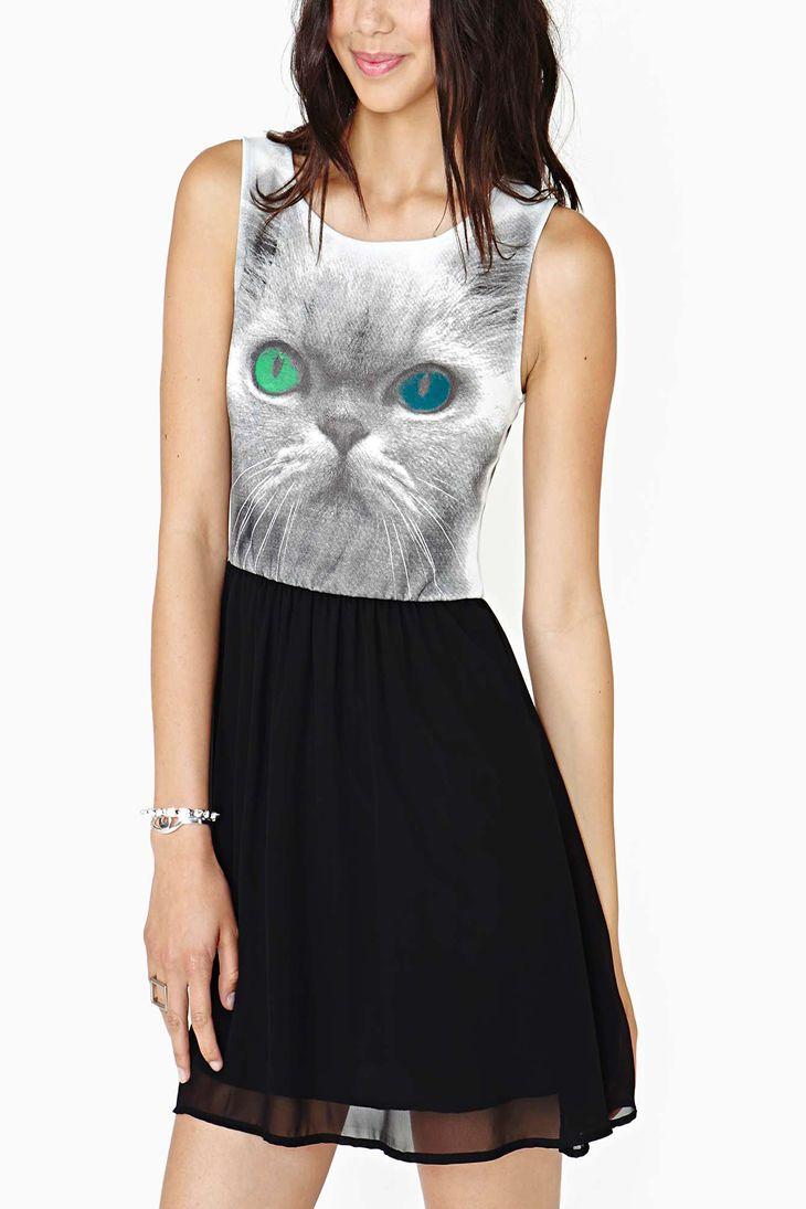 люди в кошачьем платье дрочит вебку