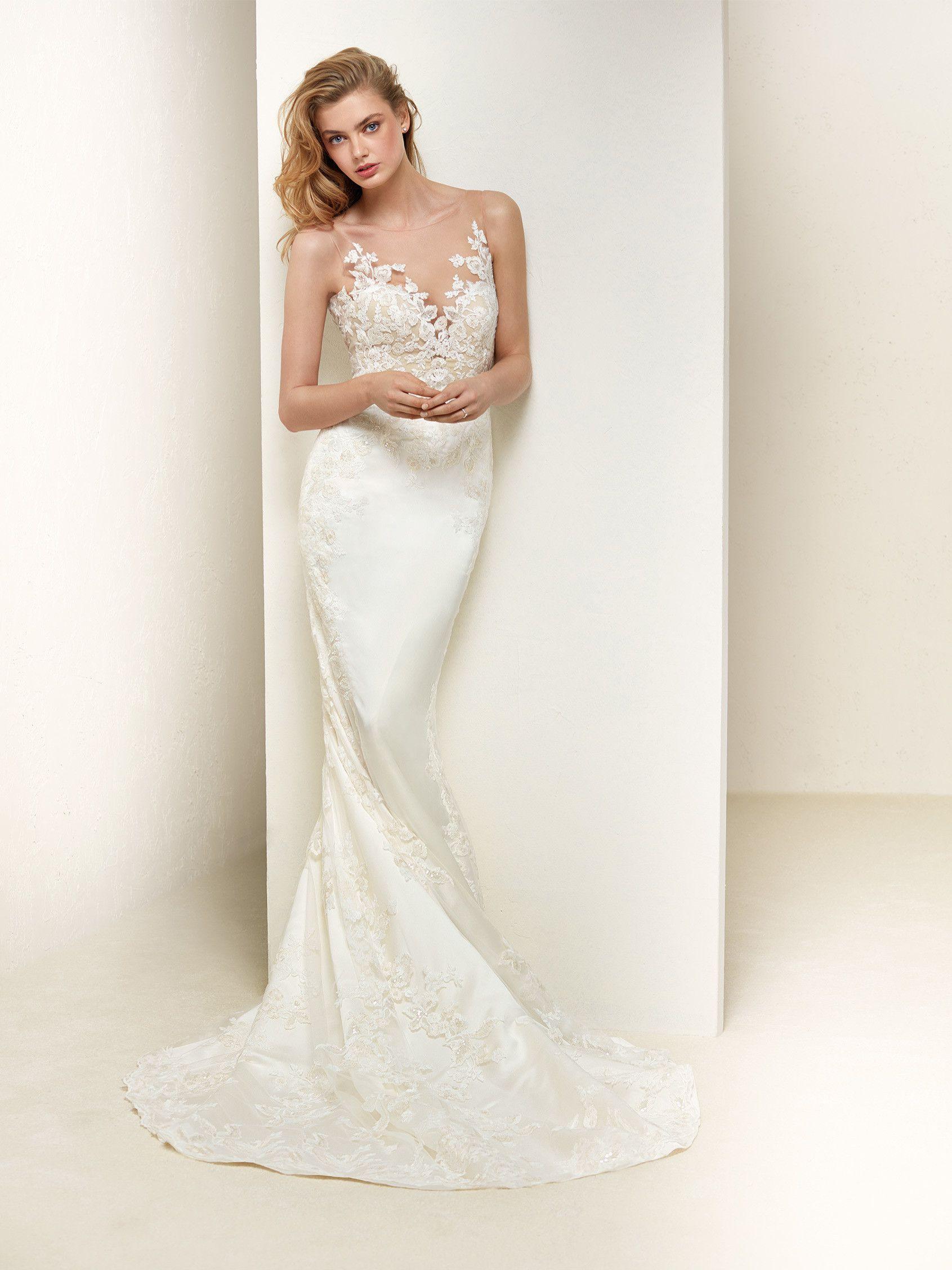 Mermaid wedding dress gemstones dress pinterest mermaid