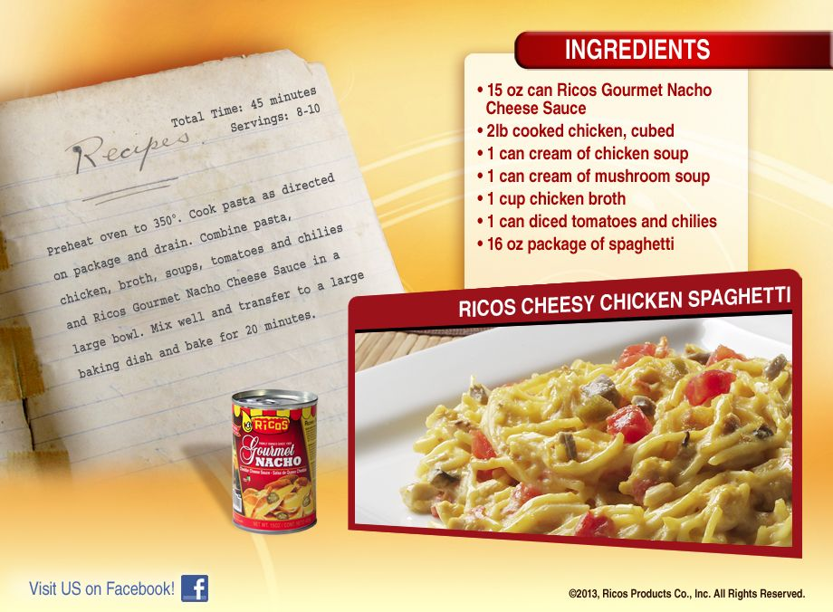 I love Cheesy Chicken. Will try this!