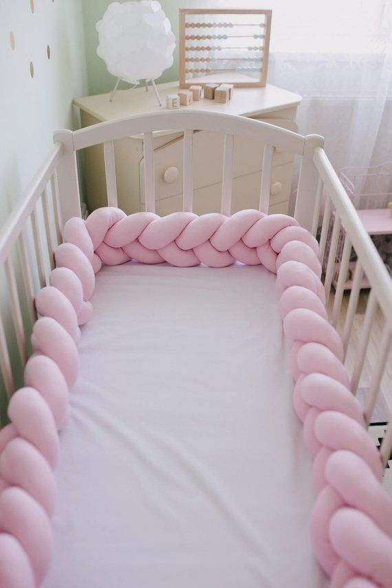 Diy Braided Crib Bumper
