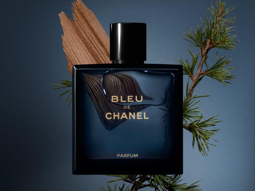 bleu de chanel parfym