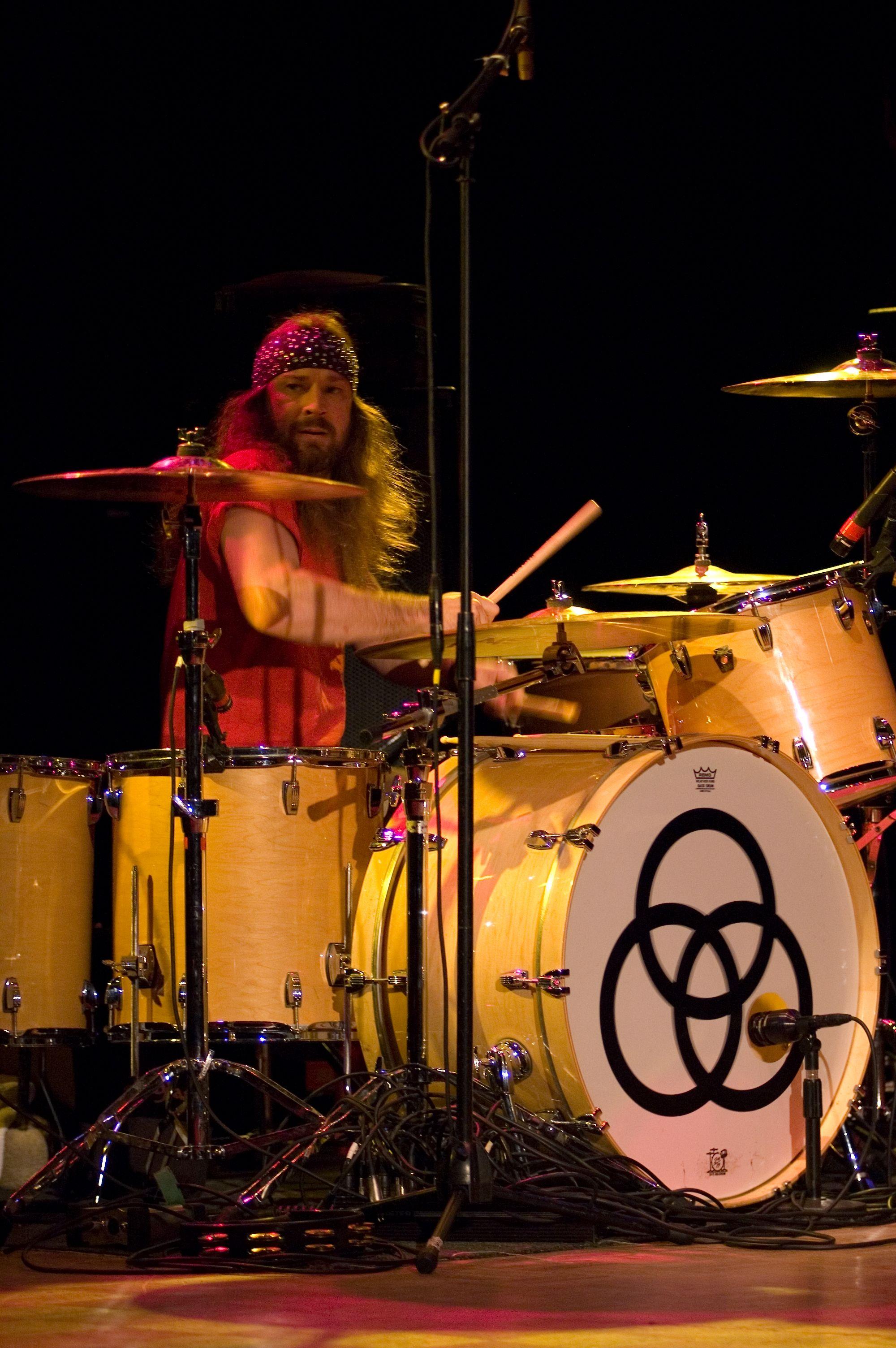 purple drum set stage custom advantage standard 5 piece drum