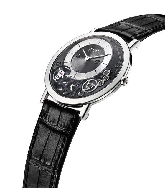 bada72c62b3 Piaget Altiplano 900P   O relógio mais fino do mundo
