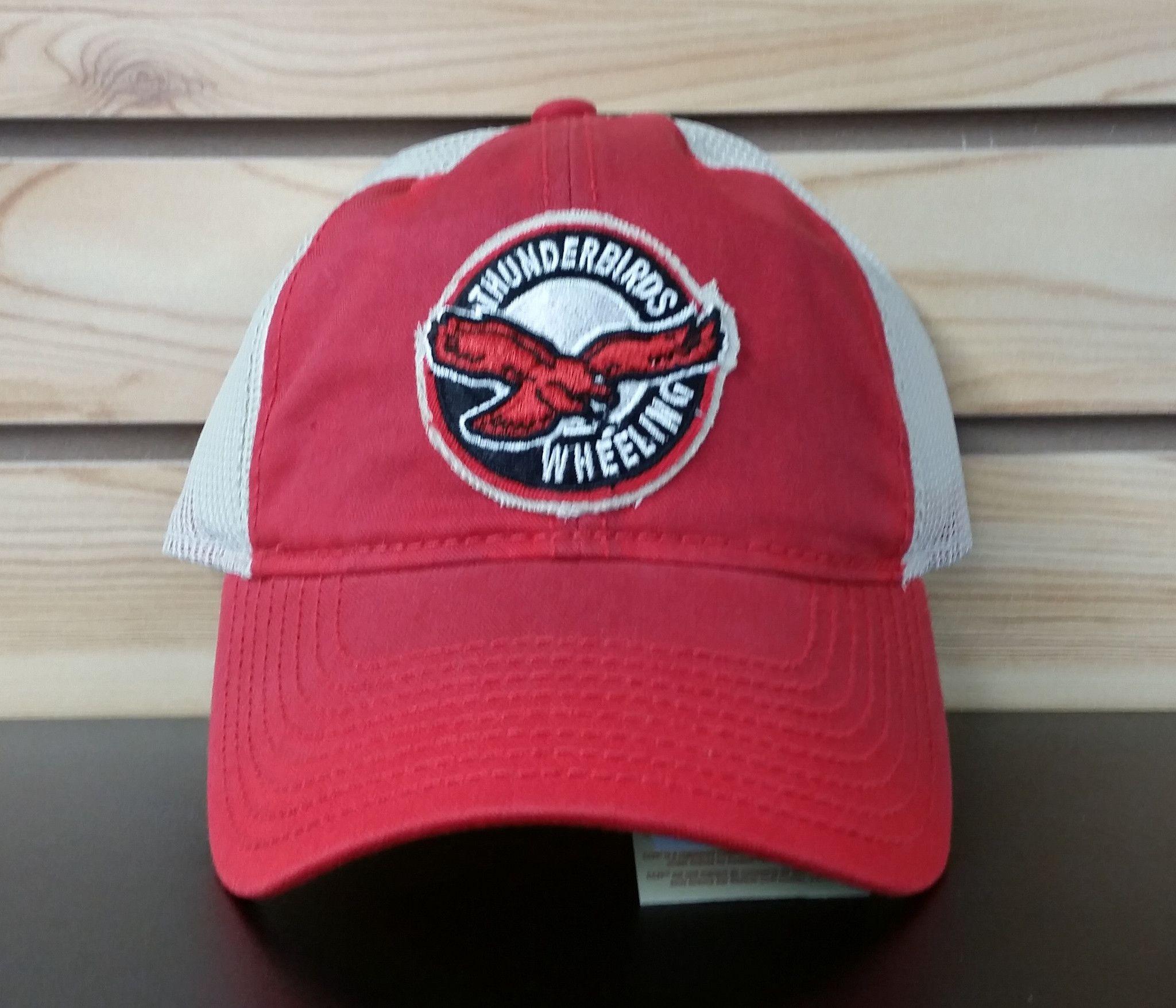 Wheeling Thunderbirds Throwback Hat