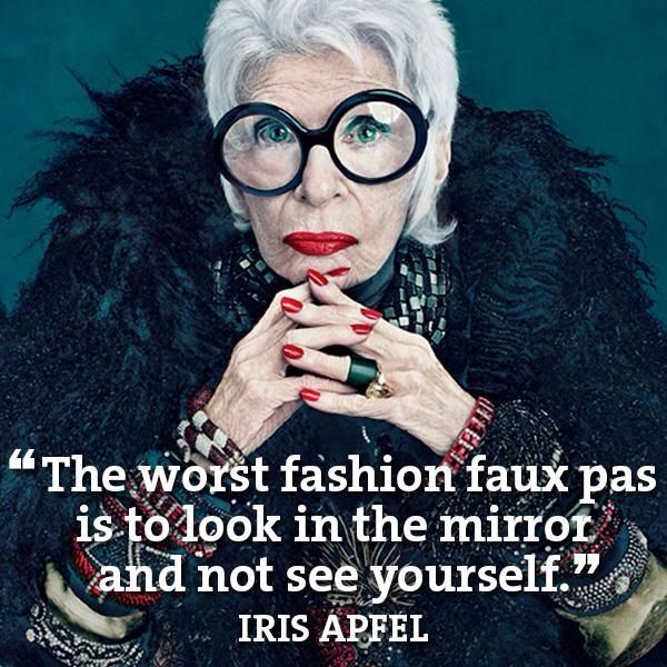 #TheReinventionProject  Are you ready to show the best version of yourself?   I love #IrisApfel