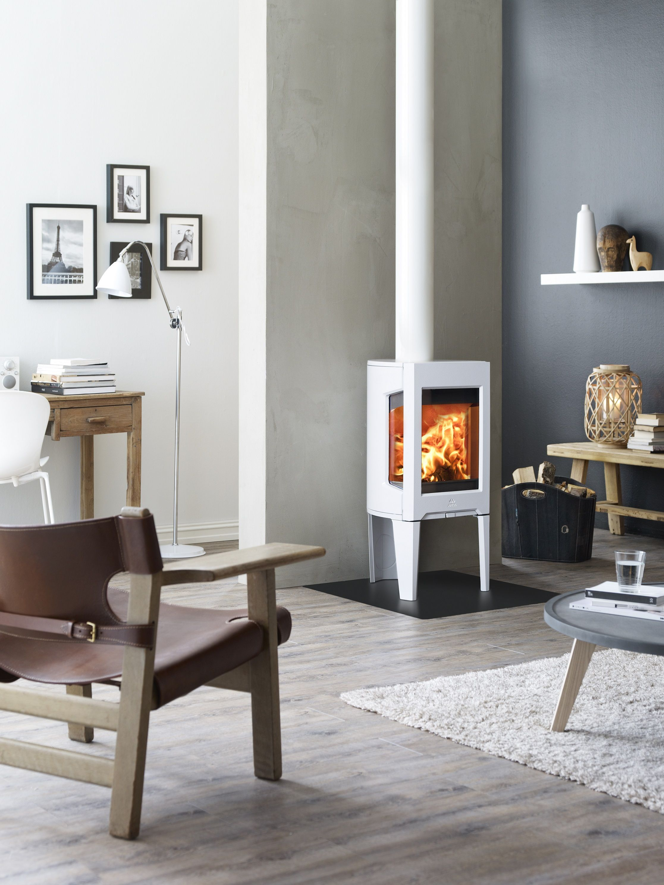 Kaminofen Red Dot Design Jotul F163 Wood Burning Stove Is A Reddot Award 2011 Winner