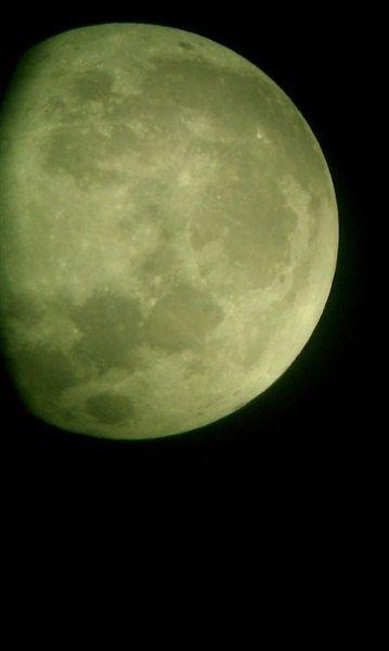 5 May 2012 - Super moon