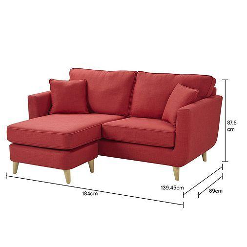 corner sofa bed uk tesco baci living room. Black Bedroom Furniture Sets. Home Design Ideas