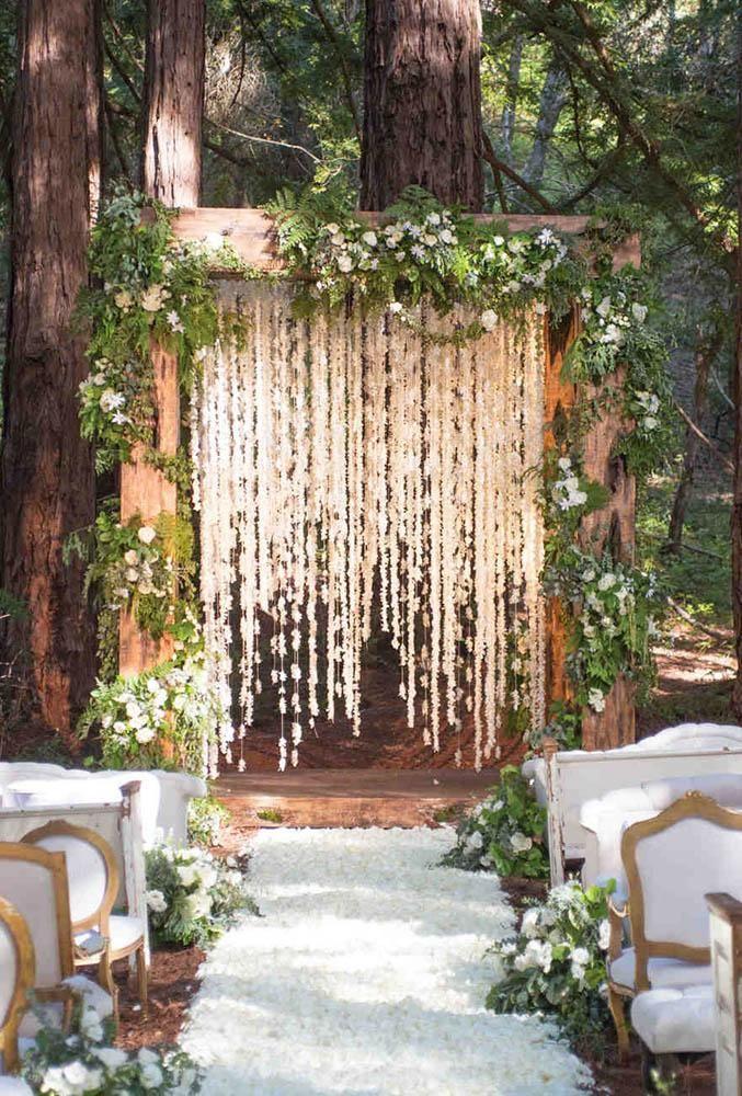 30 Whimsical Wedding Trends 2019 -   9 wedding Forest honeymoons ideas