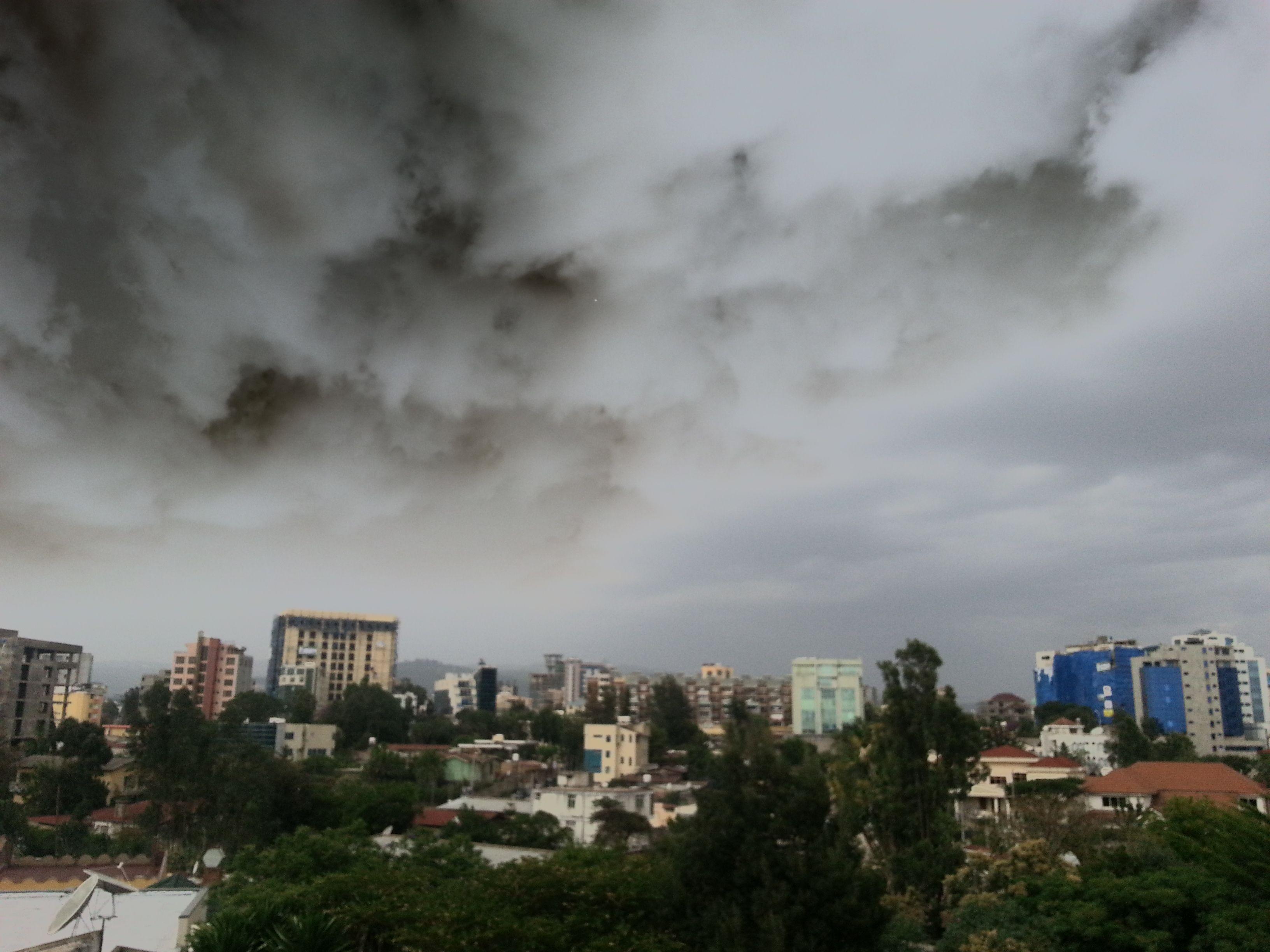 Cloud @ addis ababa, ethiopia   Places to Visit   Ethiopia