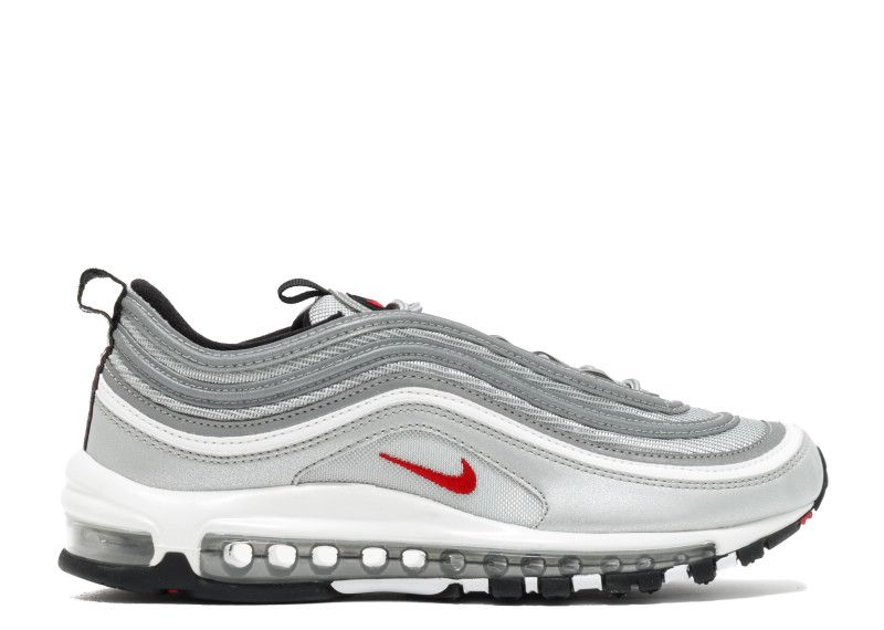 air max 97 silver hombre