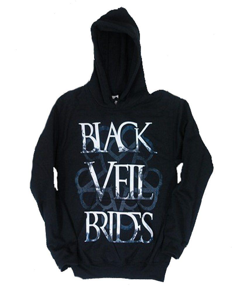 Black Veil Brides - Smoked Logo Sweatshirt Hoodie
