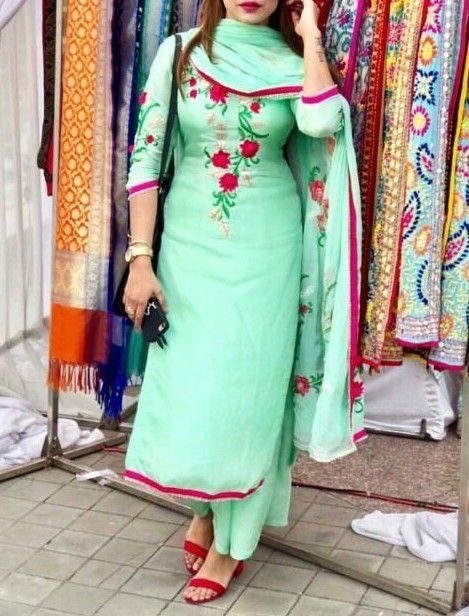 Indian punjabi suits boutique