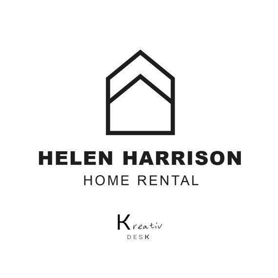Home Logo. Real Estate Logo. Home Rental Logo. Housing Logo. Business Logo. Agency Logo. Premade Customizable Logo. Custom Logo Design. Gold #homeimprovementagency,