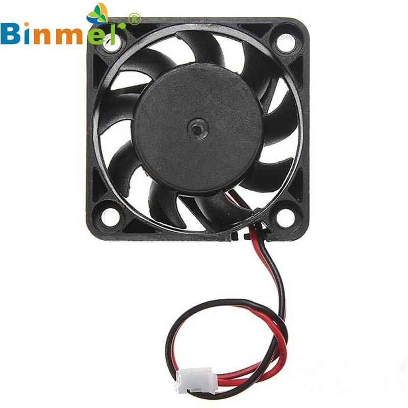 Ecosin2 Computer Cooler Small Cooling Fan Pc Black F Heat Sink Abs Material Mini Size Fans Drop Shipping Gift 17july28 Computer Fan Cooling Fan Fan
