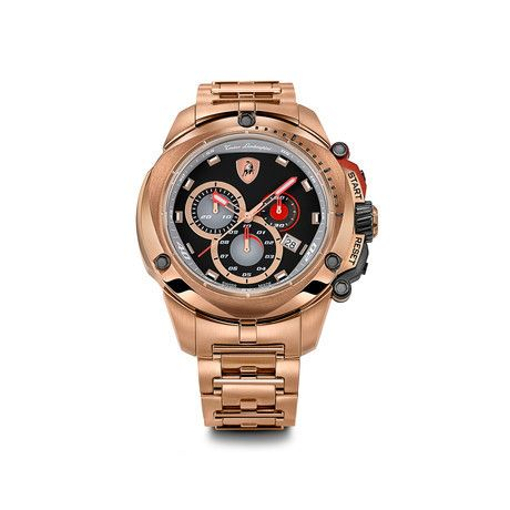 Lamborghini Watches Serie Shield Quartz // 7805