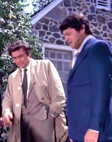 Columbo - Ross Martin as Dale Kingston (1971) - (Suitable for ...