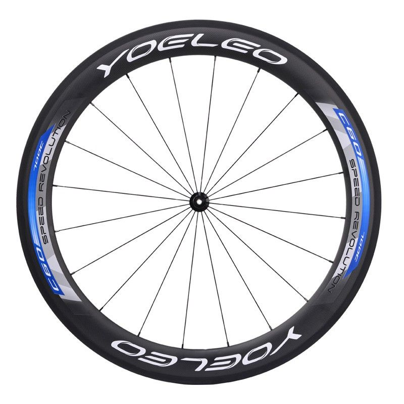2016 New Yoeleo 20 Inch 451 Carbon Clincher 38mm Wheels With
