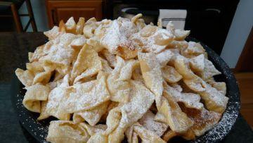 Photo of Polish Angel Wings-Chrusciki Recipe  – Food.com