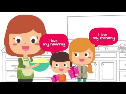 Free Mother S Day Songs And Rhymes For Circle Time Living Montessori Now Happy Mothers Day Song Mothers Day Songs Mother S Day Theme