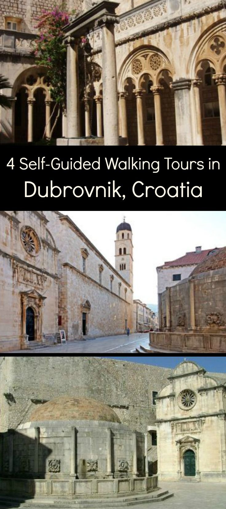 Discover dubrovnik old town guided walking tour - Follow These 4 Expert Designed Self Guided Walking Tours To Explore The City On Foot